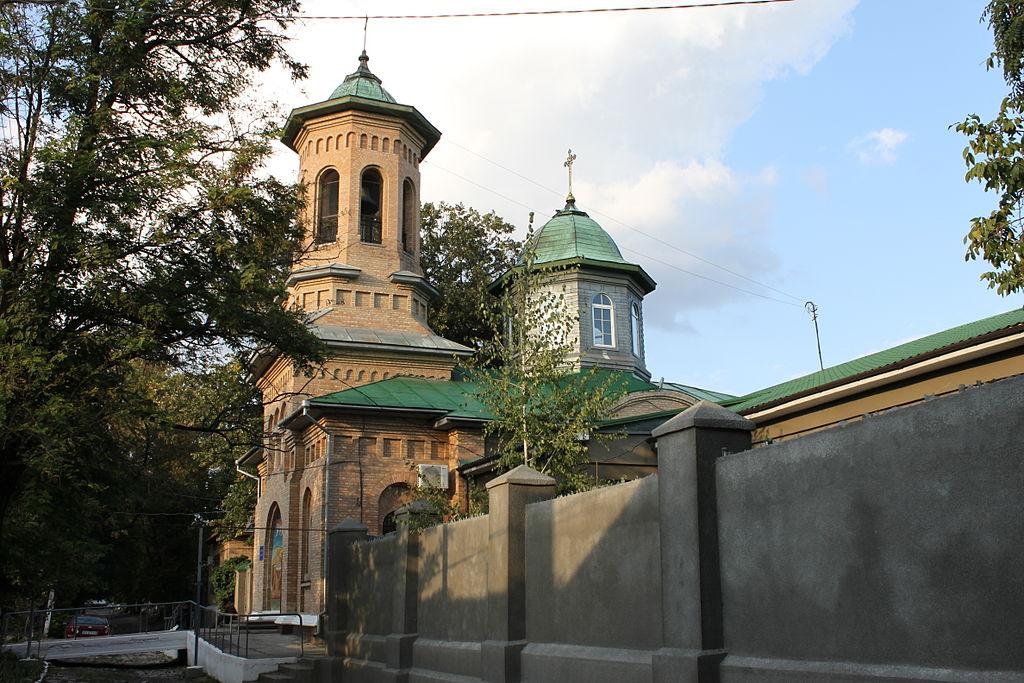 Измаил. Церковь Св. Константина и Елены