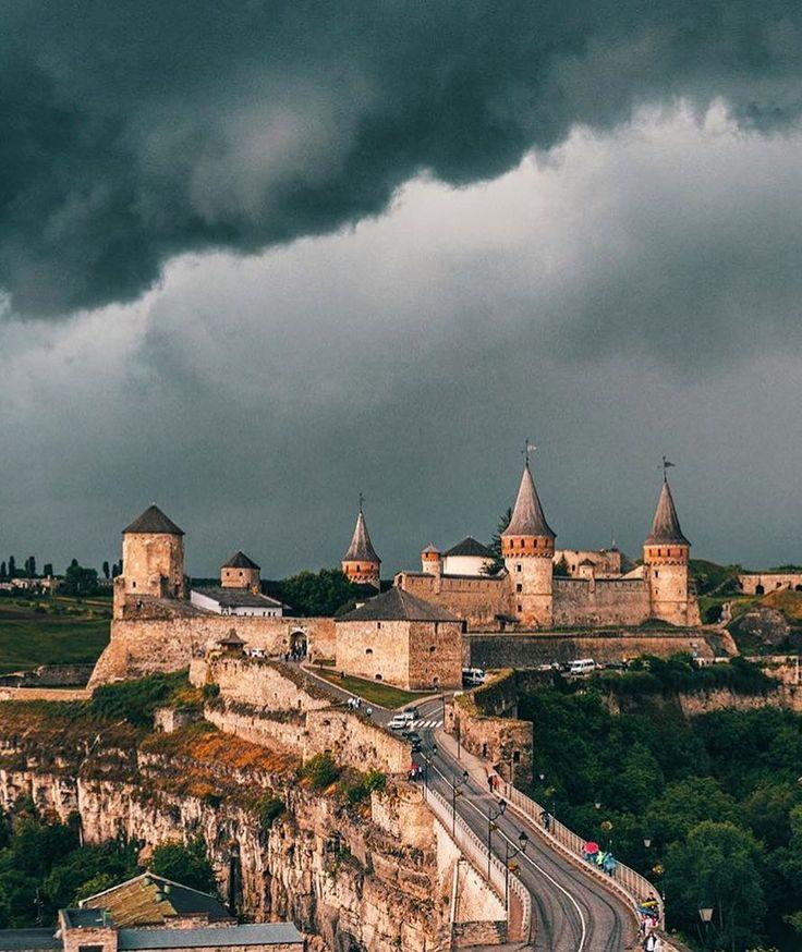 Каменец-Подольский. Старая крепость