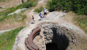Античний резервуар в Березані (Буяні)