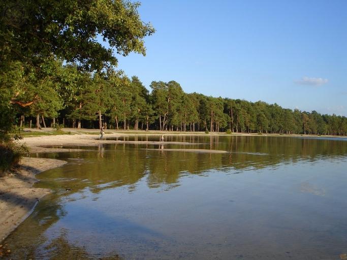 фото відпочинку на озері Біле, Волинь