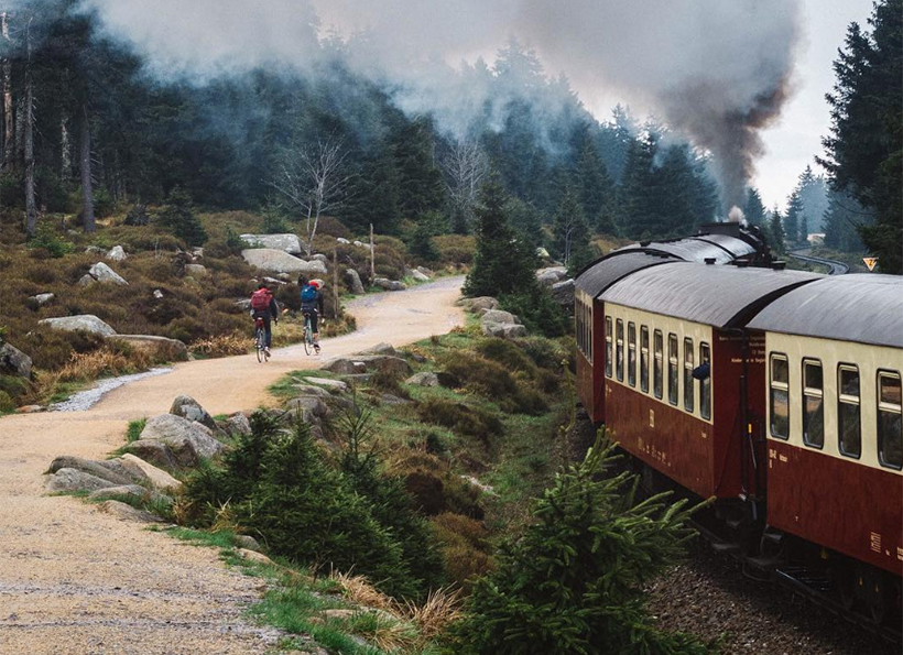 Поїзд The Brocken Railway