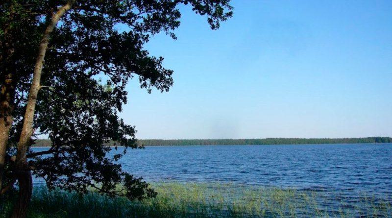 Фото озеро Белое