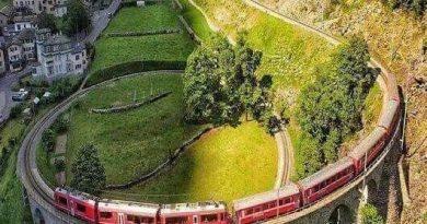 10 найпопулярніших залізничних маршрутів