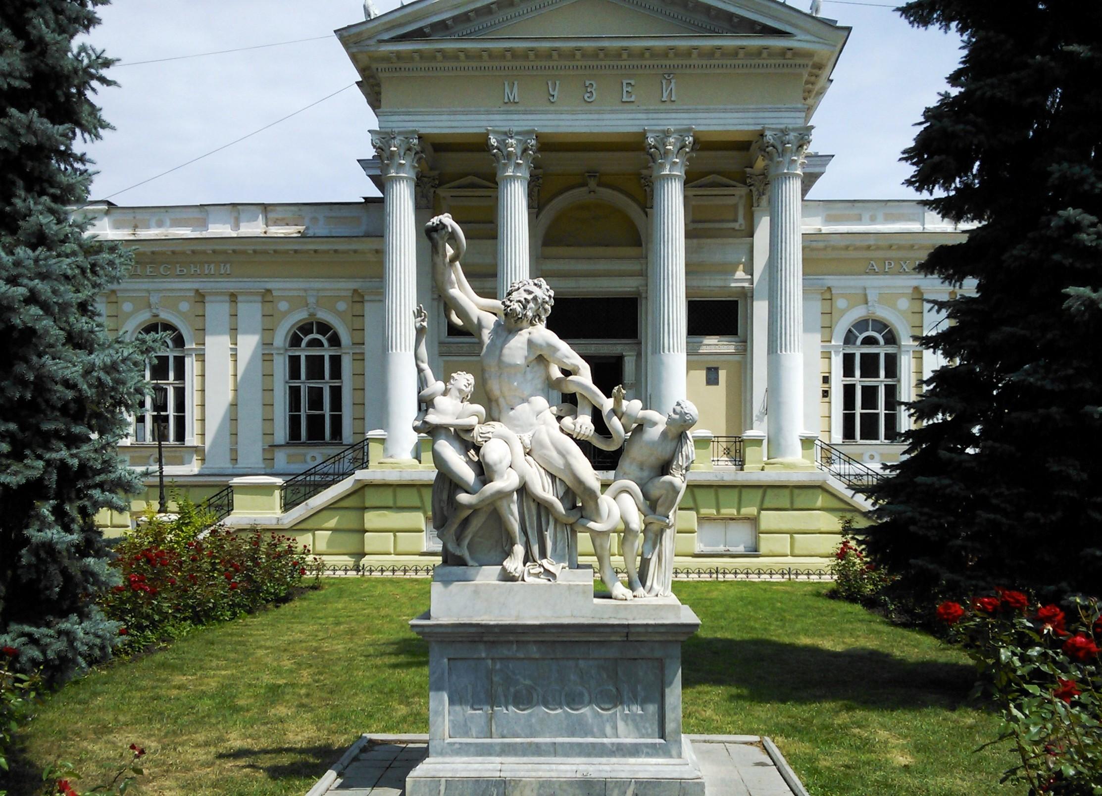 Одеський археологічний музей НАН України: будівля музею є перлиною архітектури