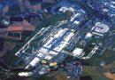 Фото аеропорту Шарль де Голль з повітря