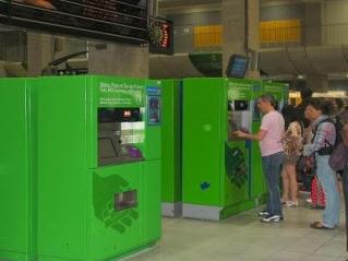 Автомат з продажу квітків  RER