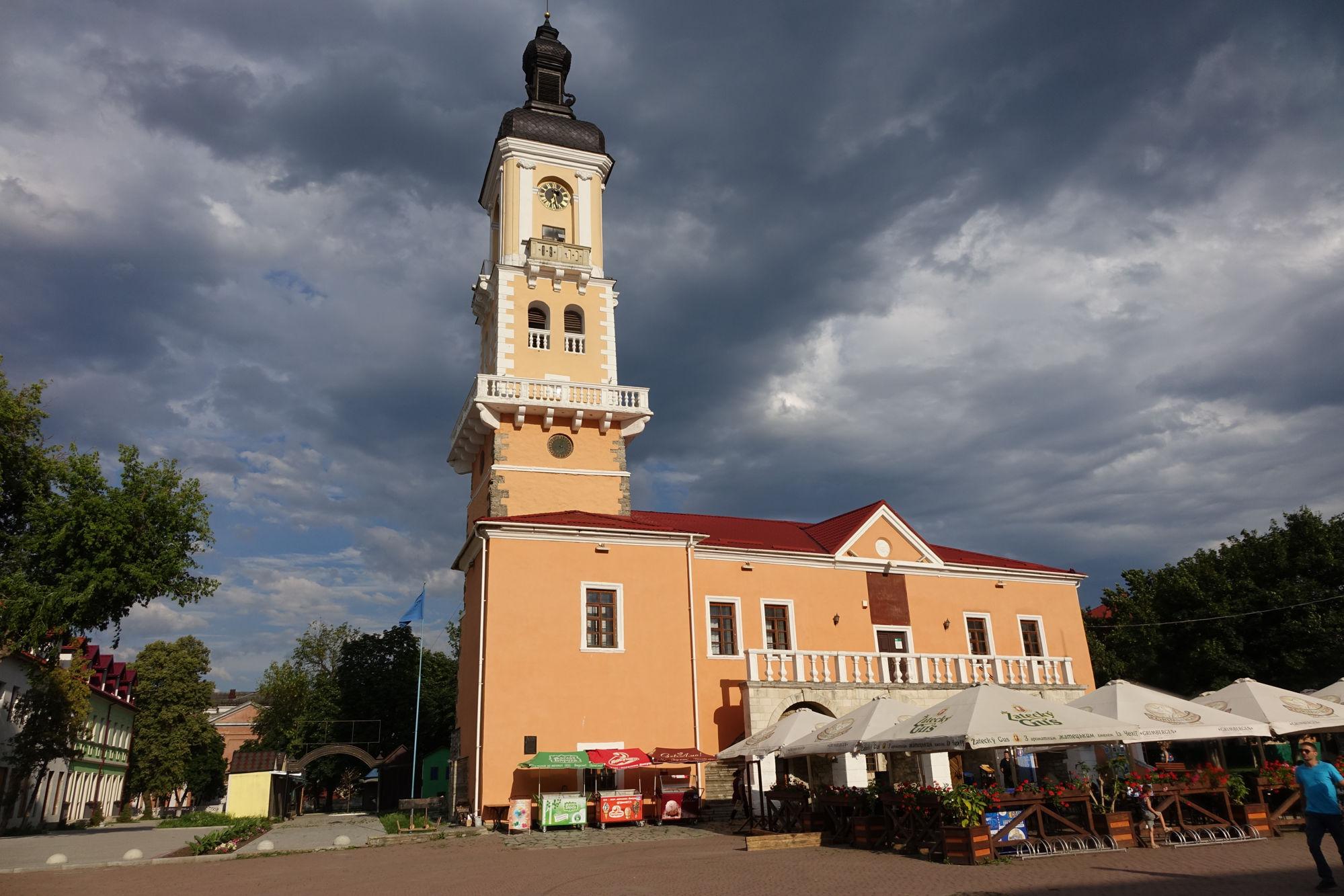 Ратуша (дом магистрата) в Каменец-Подольском