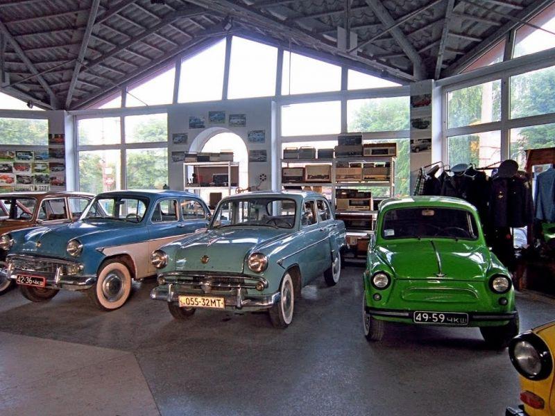 что посмотреть. отдых на выходные в Виннице. Винницкий музей АвтоМотоВелоФотоРадио