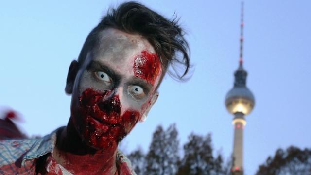 Хеллоуин в Берлине, Германия