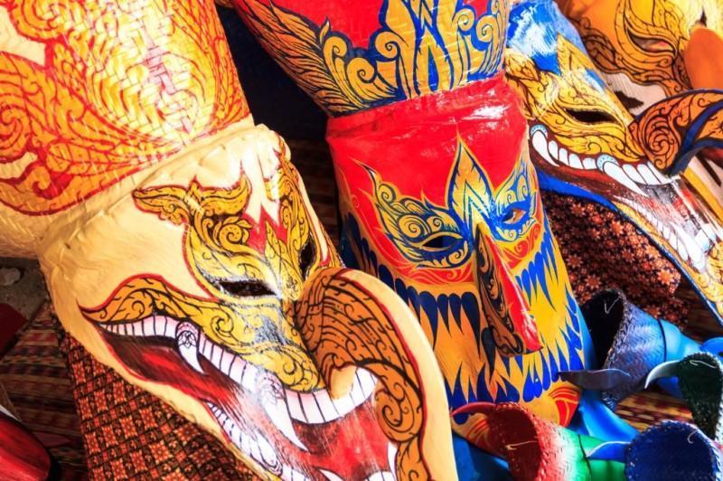 Как отпраздновать Хеллоуин в Таиланде