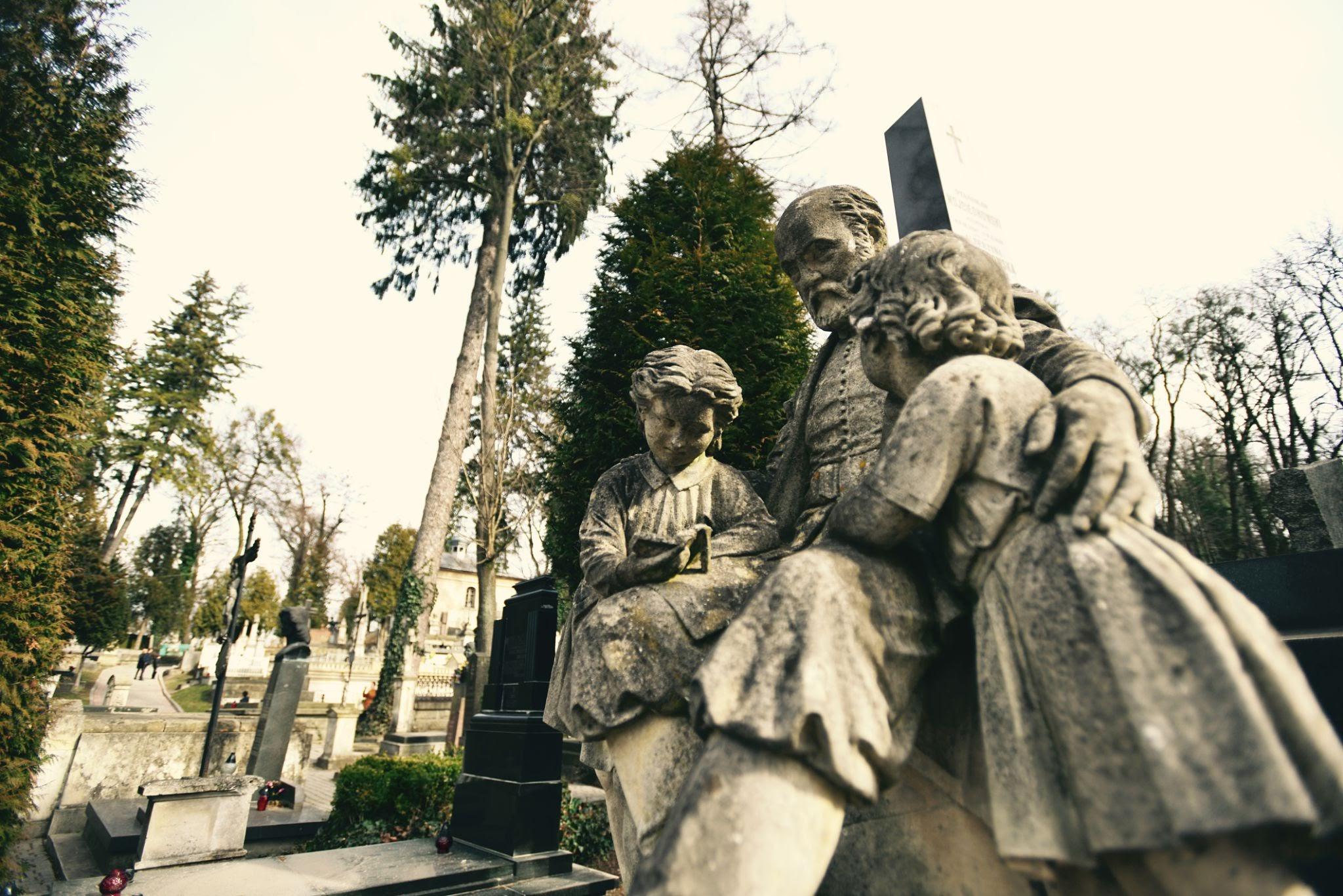 Личаківський цвинтар - історико-меморіальний музей-заповідник у Львові в історичній місцевості Личаків, одне з найстаріших кладовищ України.