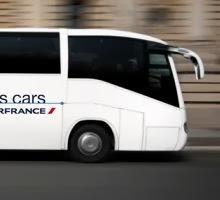Автобусы AIR FRANCE